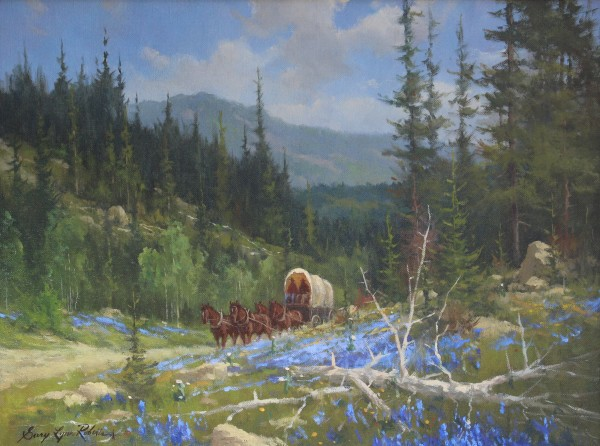 Gary Lynn Roberts, BIG SKY RANCH