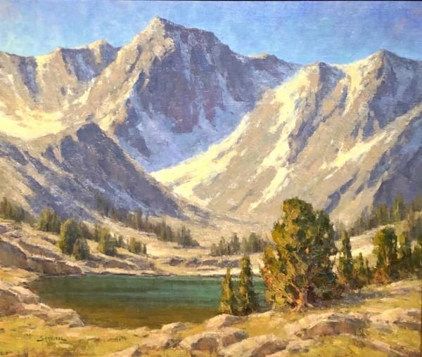 Greg Scheibel, HIGH COUNTRY LAKE