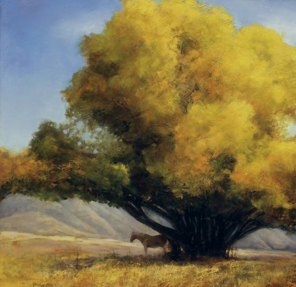 Jerolyn Dirks, AUTUMN WILLOW