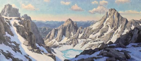 Aaron Schuerr, The Mount Cowen Cirque