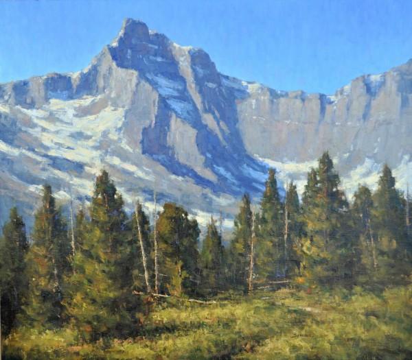 Greg Scheibel, Mount Wilbur, Glacier National Park