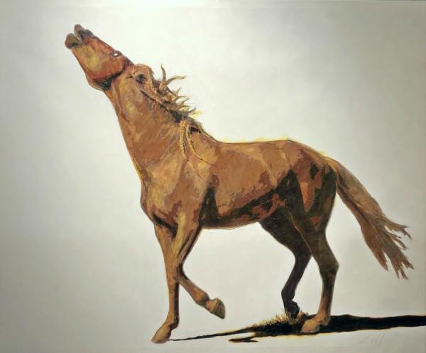 Rod Zullo, HORSE NAMED BUGATTI, II