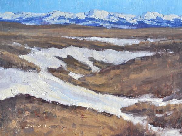 Greg Scheibel, Remnants of Winter