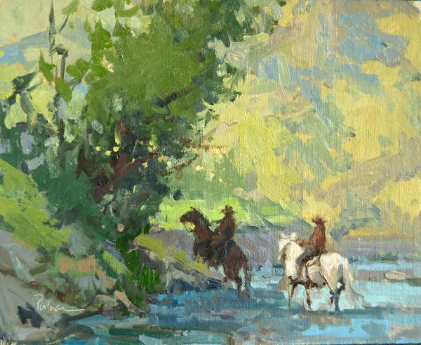 Lori Putnam, LOST HORSE CREEK