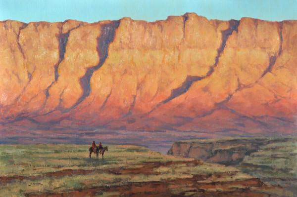 Greg Scheibel, A Vermillion Sunrise
