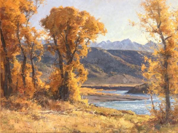 Clyde Aspevig, Autumn Afternoon