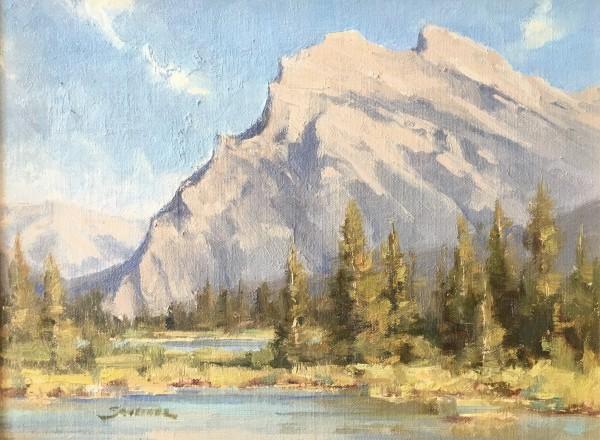 Greg Scheibel, Mt. Rundle