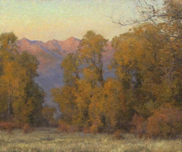 Clyde Aspevig, Autumn Glow
