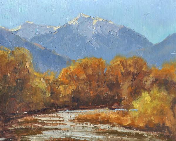 Greg Scheibel, October Morning