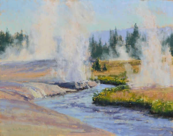 Aaron Schuerr, Morning Steam