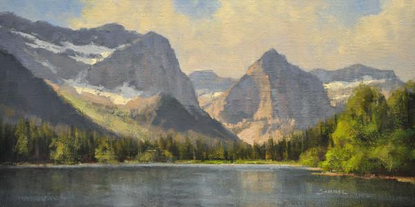 Greg Scheibel, Janet Lake