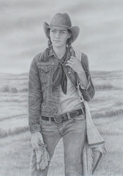 Cindy Long, HILL COUNTRY COWGIRL