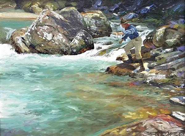 Brett J. Smith, FAST WATER POOL