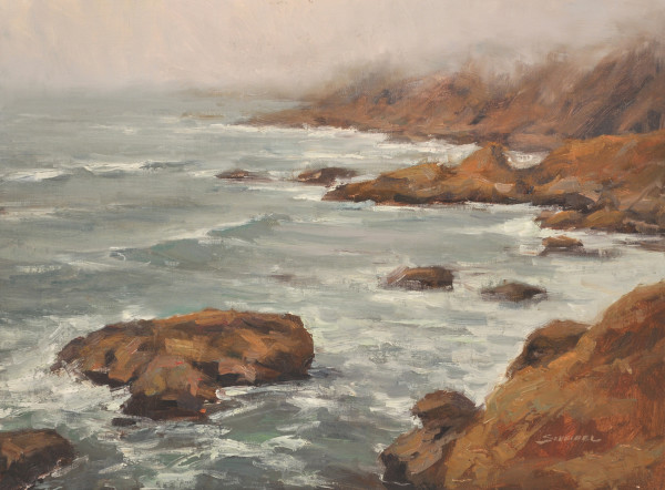 Greg Scheibel, Fog at Bodega Bay
