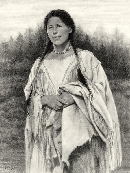 Cindy Long, BUCKSKINS