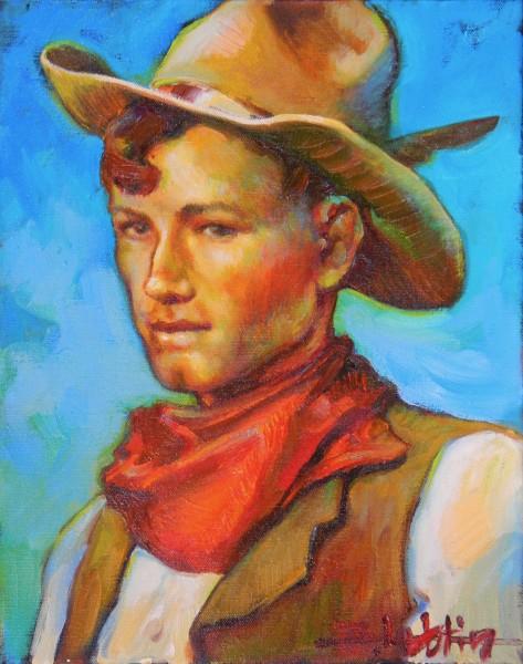Beth Loftin, Turquoise Cowboy