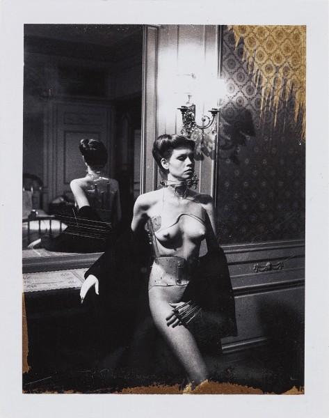Helmut Newton, Jane Kirby, Paris, 1977