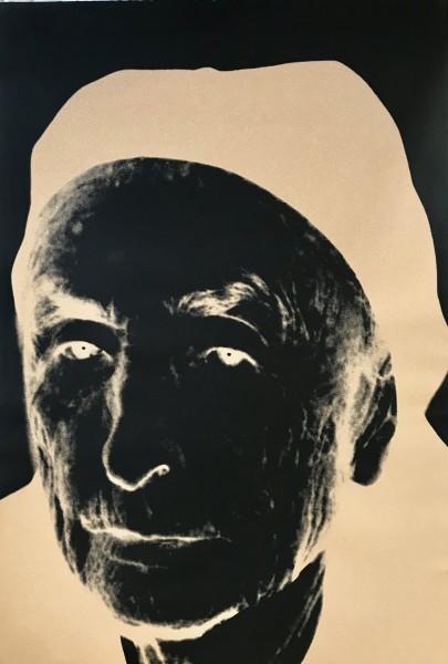 Andy Warhol, Portrait of Georgia O`keeffe, 1979