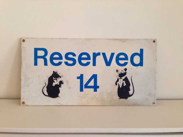 Reserved 14 (waiter Rats) (on hold)