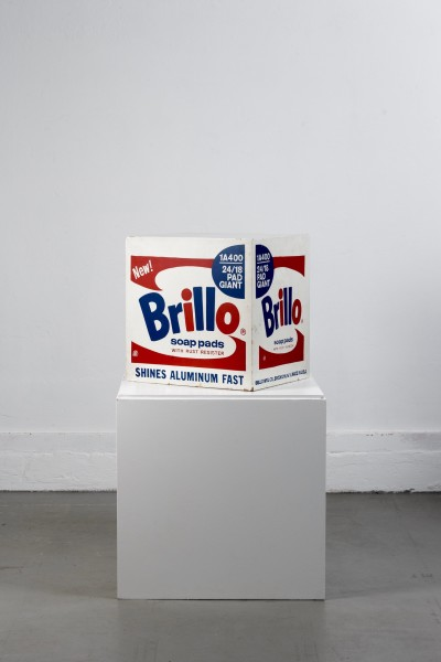 Andy Warhol, Brillo Box Malmö Type (inv 4) Mint Condition, 1968/1990