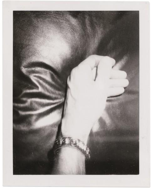 Robert Mapplethorpe, Self Portrait , 1973
