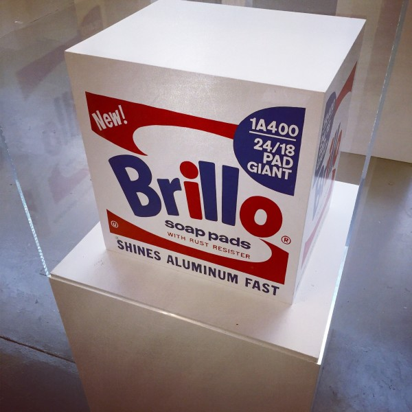 Brillo Soap Pads Box 1968/1990 Malmö Type (inv2), 1968/1990