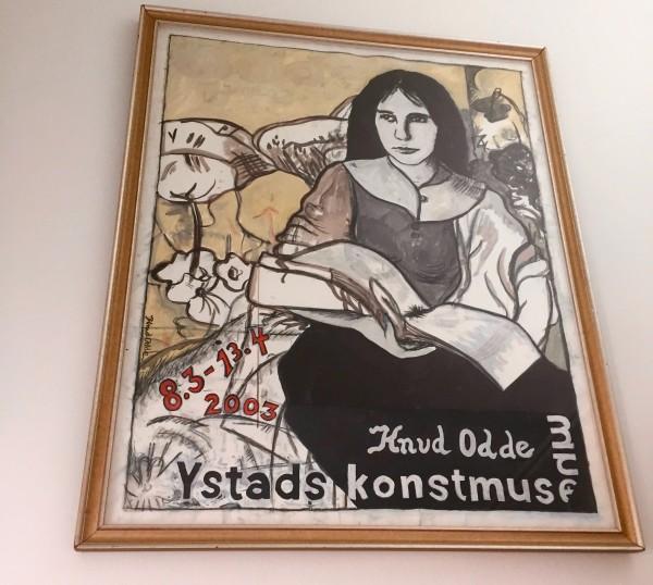 knud Odde, Grete Trakl, 2003