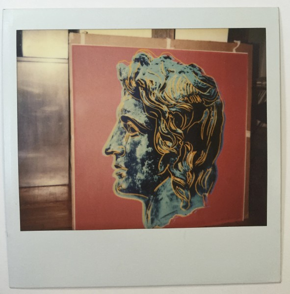 Andy Warhol, Alexander The Great, 1982