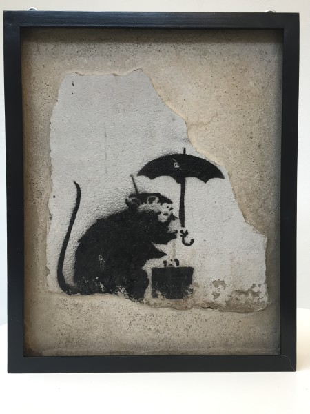Umbrella Rat, 2003