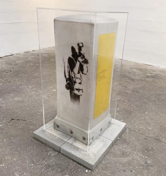 Banksy, Paparazzi Rat - Photographer Rat , 2003/2004