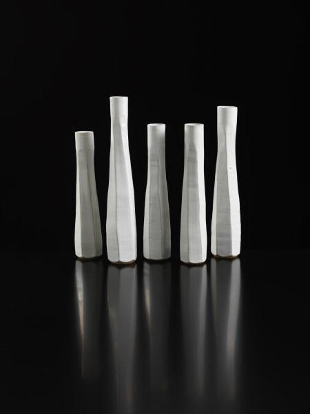 Rupert Spira, Group of White Vases