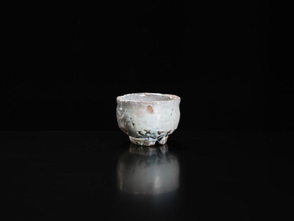 Udagawa Hosei, Hagi Type Tea Bowl