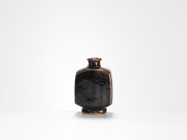 Bernard Leach, tenmoku bottle
