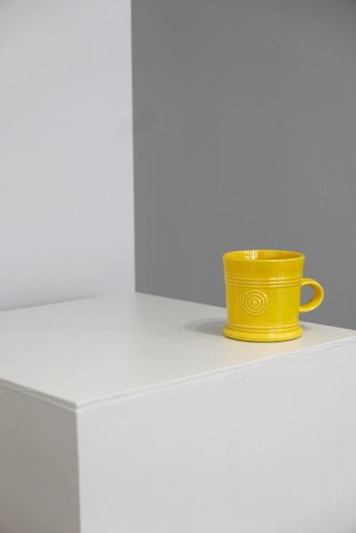 Walter Keeler, Yellow Mug