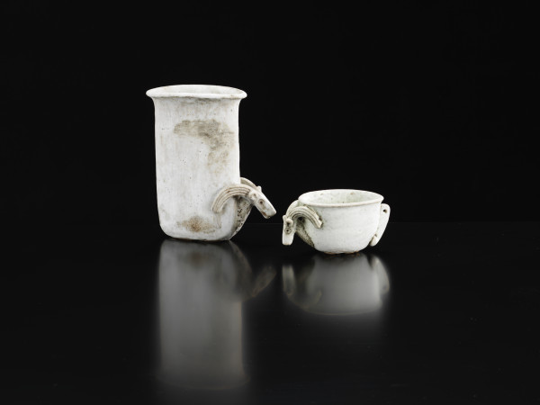 Ian Godfrey, Antelope Vase, c1989