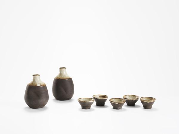 Janet Leach - Sake Set