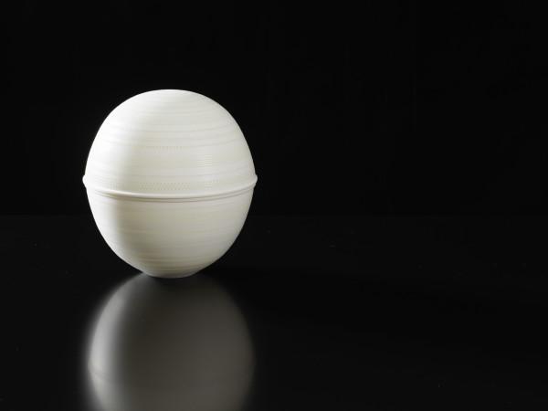 Niisato Akio, Covered Light Vessel, 2019