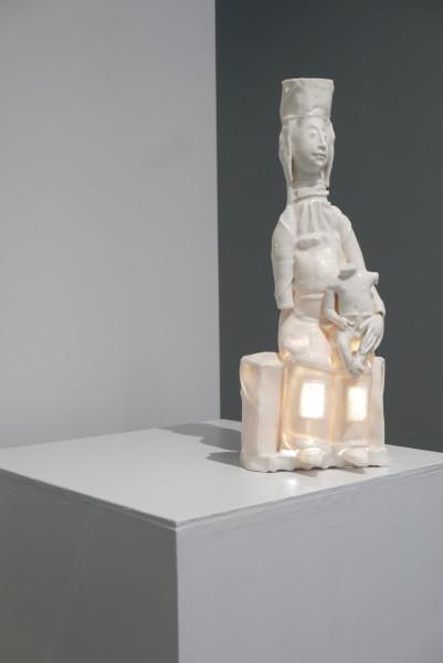 Philip Eglin, Peekaboo Madonna and Child