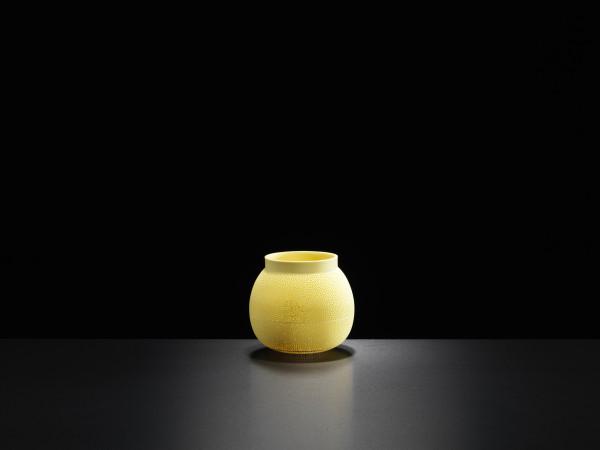 Niisato Akio, Yellow Vessel, 2019
