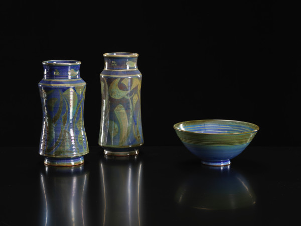 Alan Caiger Smith, Small Blue Bowl