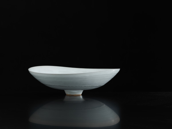 Rupert Spira, Large Open Bowl with Embossed Text