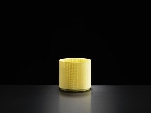 Niisato Akio, Yellow Cylinder, 2019