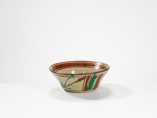 Shoji Hamada - Okinawan Style Bowl, c. 1950's