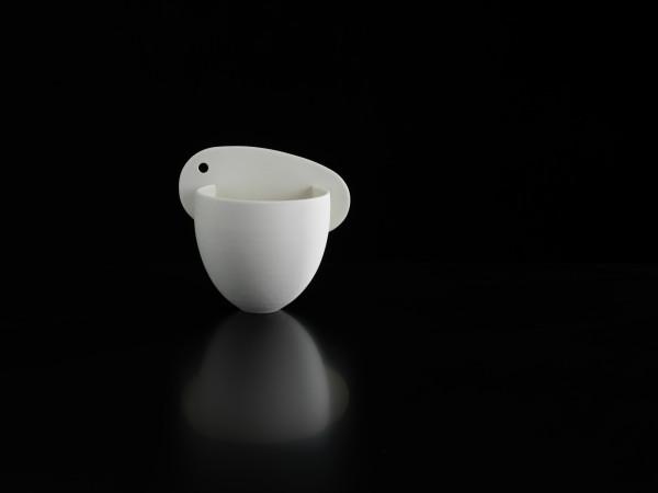 Ruth Duckworth, Porcelain 'Blade Form', c1985