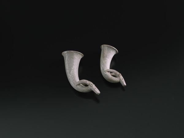 Ian Godfrey, Antelope Cornucopias, c1989