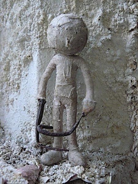 Penny Lamb, Untitled (doll 2), c. 2001