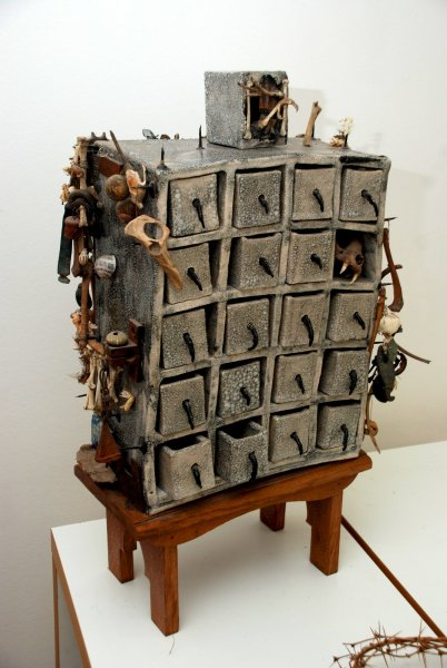 Penny Lamb, Untitled (cabinet), 2006