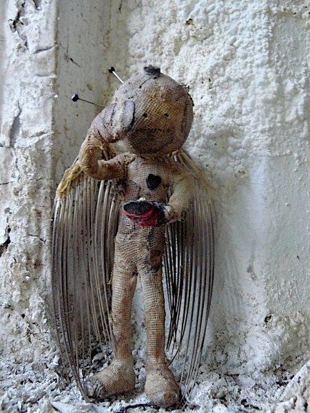 Penny Lamb, Untitled (doll 4), c. 2001