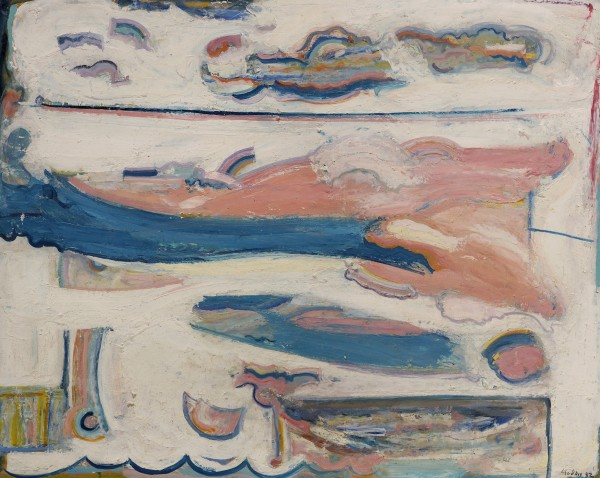 <div class=&#34;artist&#34;><strong>Leo Davy</strong></div><div class=&#34;title_and_year&#34;><em>Horizon II</em>, 1981</div><div class=&#34;medium&#34;>Oil on board</div><div class=&#34;dimensions&#34;>61 x 76.2 cm<br/> 24 x 30 in</div>