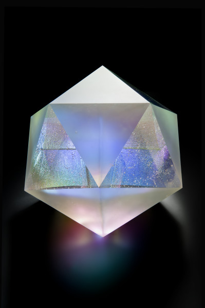 Sabrina Cant, Icosahedron (Another New Day), 2020